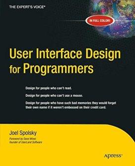 UI Design for Programmers