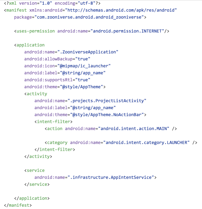 Apologies for screenshot: WordPress does not love displaying XML, evidently.